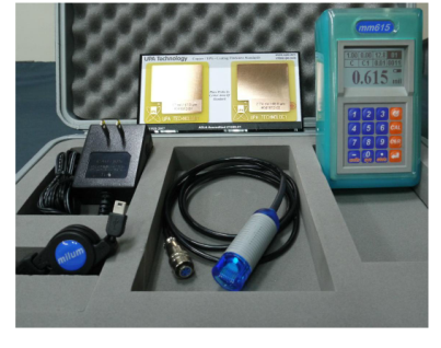 Handheld PCB surface copper thickness instrument mm615